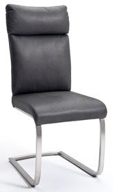 Krzesło RABEA - antik szary