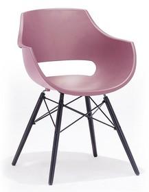 Krzesło ROCKVILLE - różowy