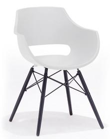 Krzesło ROCKVILLE - biały
