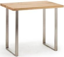 Stół barowy CASTELLO - dąb dziki/stal