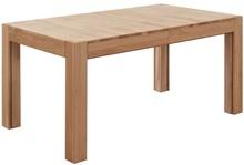 Stół rozkładany JAKOB 160(280)x90 - klejonka dąb olejowany