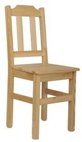 Krzesło z oparciem sosnowe MODEL M