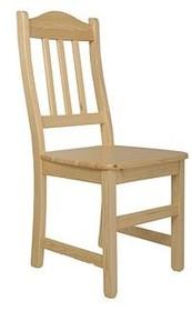 Krzesło z oparciem sosnowe MODEL G
