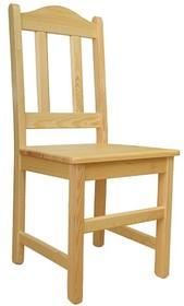 Krzesło z oparciem sosnowe MODEL Z