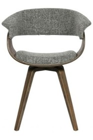 Krzesło Catch szary melange