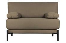 Sofa/ ławka SLEEVE brown/green