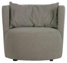 Fotel EXPLORE bouclÉ grey
