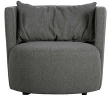 Fotel EXPLORE bouclÉ steel grey