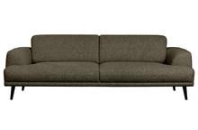 Sofa BRUSH 3-seater 234 cm szaro-brązowa