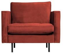 Fotel klasyczny RODEO - chestnut