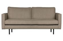 Sofa RODEO 2,5 seater brown melange