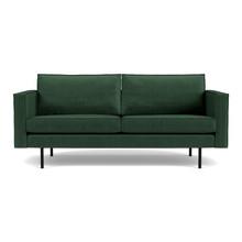 Sofa 2,5-osobowa RODEO - zielony 162