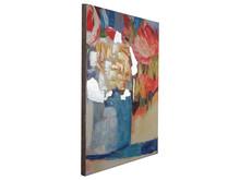 Obraz akwarela kwiaty JWE0466 90x120 cm