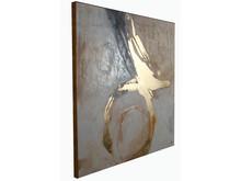 Obraz na płótnie abstrakcja JWE0367 120x120 cm