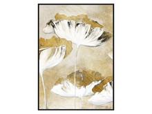 Obraz z kwiatem TOIF23256 82x122 cm