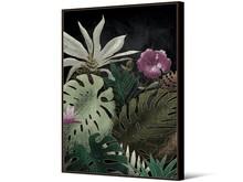 Obraz botaniczny kwiaty TOIR22778 102x142 cm