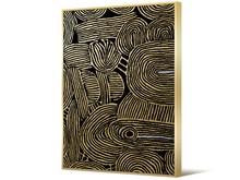 Obraz abstrakcja TOIR22762 102x142 cm