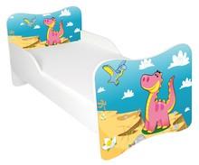 Łóżko dla dzieci WIKI 49 - dinozaur