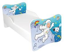 Łóżko dla dzieci WIKI 48 - kosmonauta