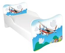 Łóżko dla dzieci WIKI 43 - samolot