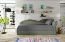 Sofa rozkładana AGA - tkanina Alova 36/Alova 10