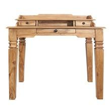 Sekretarzyk/toaletka drewniana - palisander teak