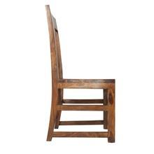 Krzesło drewniane MODENA - palisander miodowy