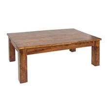 Stolik kawowy drewniany MODENA - palisander miodowy
