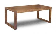 Stół drewniany MILANO 200x100 - palisander miodowy