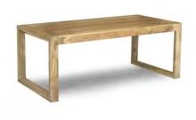 Stół drewniany MILANO 200x100 - mango naturalne