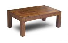 Stolik kawowy drewniany MODENA 120x70 - palisander miodowy