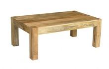 Stolik kawowy drewniany 120cm VERONA