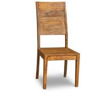 Krzesło drewniane COMO - palisander teak