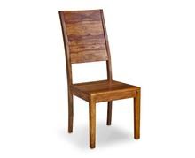 Krzesło drewniane COMO - palisander miodowy