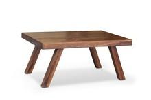 Stolik kawowy drewniany 100cm COMO - palisander miodowy