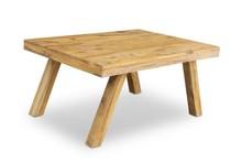 Stolik kawowy drewniany 100cm COMO - palisander teak