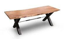 Stół drewniany 240 cm SOHO - drewno akacji