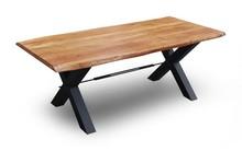 Stół drewniany 210cm SOHO - drewno akacji