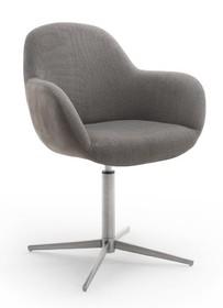 Krzesło obrotowe MELROSE 1E - cappuccino