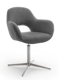 Krzesło obrotowe MELROSE 2E - antracyt