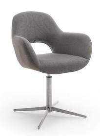 Krzesło obrotowe MELROSE 2E - cappuccino