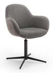 Krzesło obrotowe MELROSE 1S - cappuccino