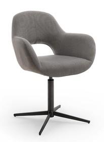 Krzesło obrotowe MELROSE 2S - cappuccino
