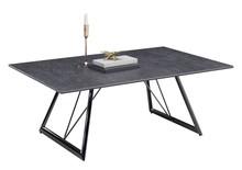 Stolik ceramiczny EVINA 110x70 - antracyt