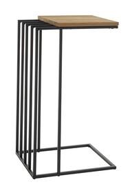 Stolik pomocniczy JUBA 40x35 - drewno dębowe