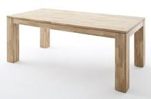 Drewniany stół rozkładany NANTES - dąb dziki