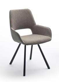 Krzesło obrotowe PARANA 2 - szary