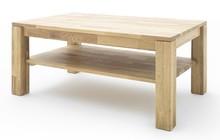 Drewniany stolik prostokątny PAUL 105x65 - dąb sękaty
