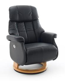 Fotel elektryczny CALGARY COMFORT XL - czarny