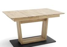 Stół rozkładany CUBA 2 - dąb dziki/grafit